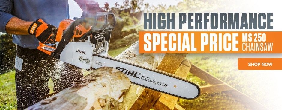 Special Offer on MS 250 Chainsaw!